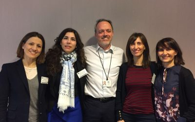 Researchers from PROVULDIG-CM met with GD CONNET officers in Brussels